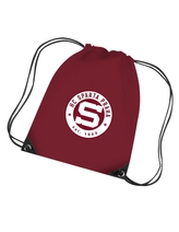 School bagpack with the logo of Sparta