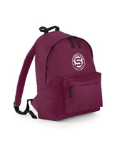 Backpack with the logo of Sparta