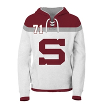 SALE Jersey style hoodie Sparta 15/16 white