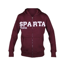 Hoodie with inscription Sparta - kids