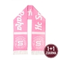 Women´s woven scarf pink