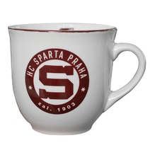 Large mug with circular logo Sparta