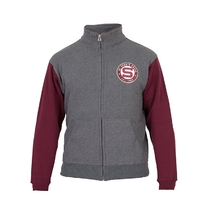 Children sweatshirt gray - red Sparta