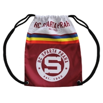 Drawstring backpack with  watermarks Sparta