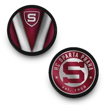 Puck with jersey motive HC Sparta