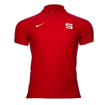 Polo shirt Nike Sparta - red