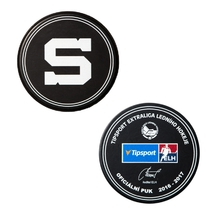 Official puck Sparta for the season 2016/2017