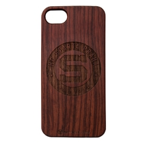 Wooden case for Iphone 5 Sparta