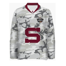 Fan jersey Sparta pays tribute Army