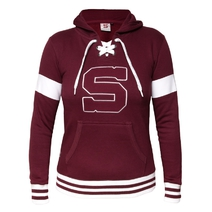 Women´s hoodie hockey laces Sparta