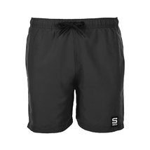 Black sports men swim shorts Sparta