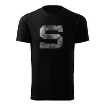 Men´s T-shirt polygon Sparta