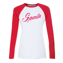 Women´s T-shirt long sleeve with inscription Sparta