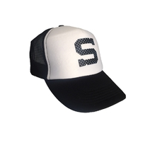 Cap trucker with jersey S