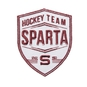 Nášivka hockey team Sparta