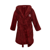 Child bathrobe HC Sparta burgundy