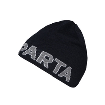 Beanie navy with gray sign Sparta for Adults