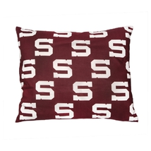 Pillow with logos S HC Sparta 50x40