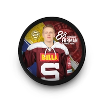 Puck with the player 17/18 FORMAN