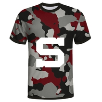 SALE T-shirt in style Sparta salutes to service 17/18