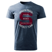 Men´s T-Shirt Sparta Hockey Team navy