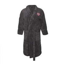 Bathrobe Unisex HC Sparta grey