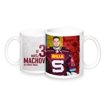 Mug with the player Matěj Machovský 18/19