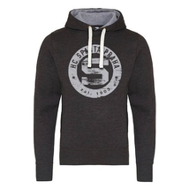 Sweatshirt for man with patina logo Sparta
