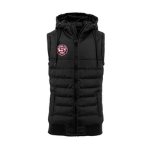 Vest bubble with the stitched logo HCS