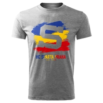 T-shirt for men S in tricolore HCS