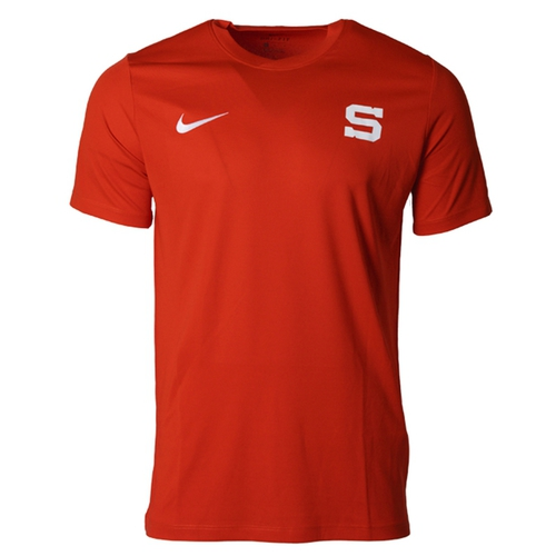 Kids's t-shirt red jersey Nike 725891-657 Sparta