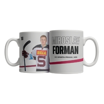 Mug with the player Miroslav Forman 19/20