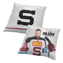 Pillow with the player Adam Polášek 19/20