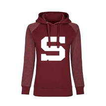 Hoodie for ladies big white S
