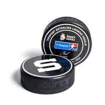 Official puck for the season 2020/21