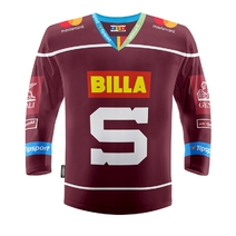 Fan jersey junior HC Sparta 18/19 burgundy